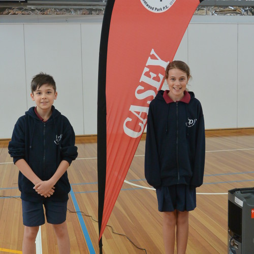 Casey House Captains