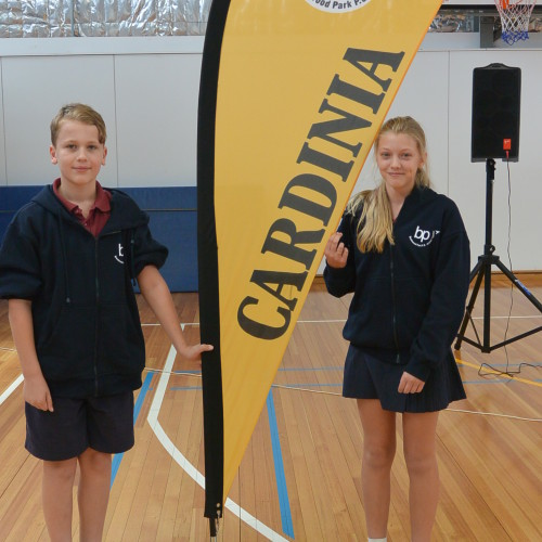 Cardinia House Captains